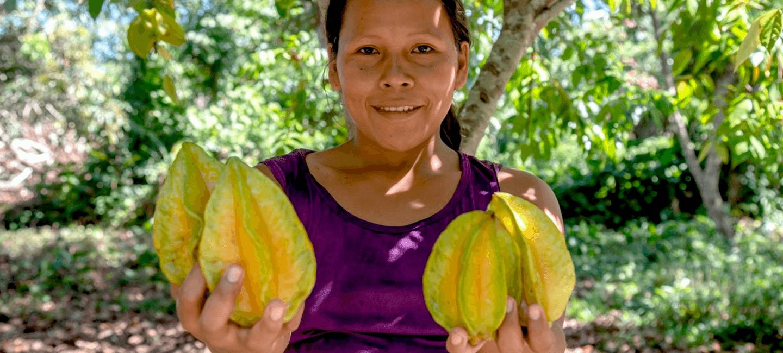 Agricultores familiares en la Amazonía